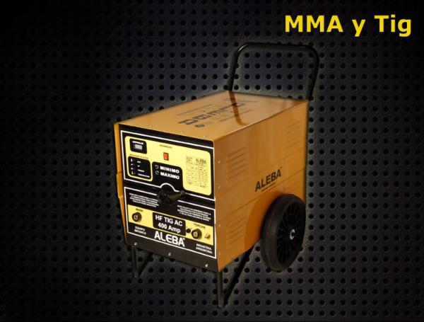 MMA y TIG